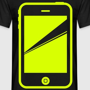 iPhone - Männer T-Shirt