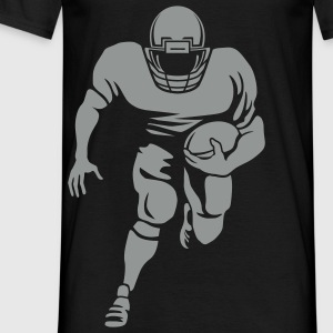 Masterfitness-Football - Männer T-Shirt