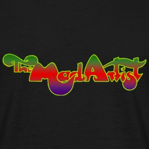 The Mad Artist - Men's T-Shirt