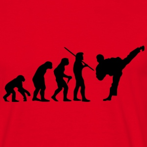 Karate  Evolution T-Shirt - Männer T-Shirt