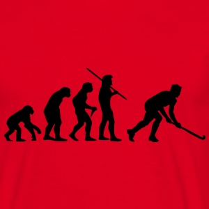 Hockey  Evolution T-Shirt - Männer T-Shirt