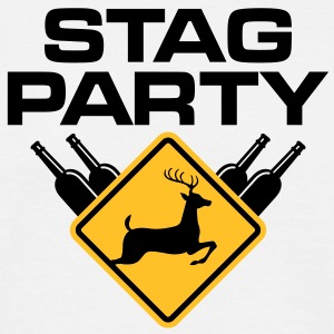 Stag Party 2 (2c)++ T-shirts - Herre-T-shirt