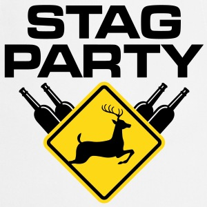 Stag Party 2 (2c)++  Aprons - Cooking Apron