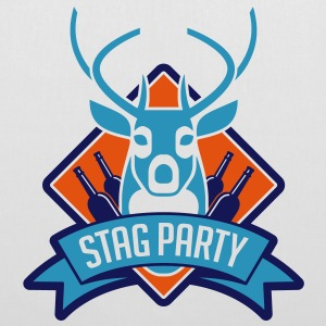 Stag Party 1 (3c)++ Bags  - Tote Bag