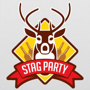 Stag Party 1 (dd)++ Sacs - Tote Bag
