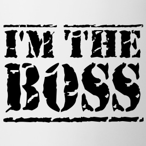 I'm the Boss Flasker og krus - Kop/krus