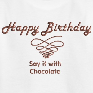 Happy Birthday - Kids' T-Shirt