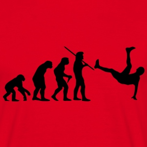 Break Dance Evolution T-Shirt - Männer T-Shirt