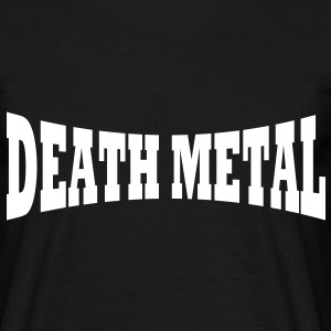 Death Metal T-Shirt - Männer T-Shirt