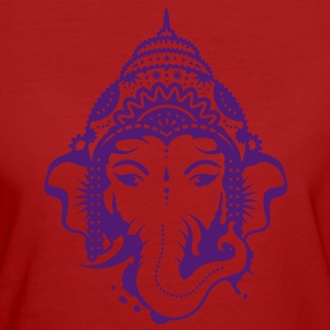 A portrait of the elephant god Ganesha T-Shirts - Women's Organic T-shirt
