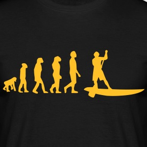 Sup, staand peddelen, surfen, surfen, Supen, Stand up paddle surfen T-shirts - Mannen T-shirt