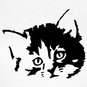 Cute lil´cat - Frauen T-Shirt
