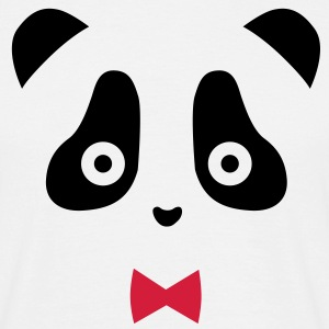 panda for man - Mannen T-shirt