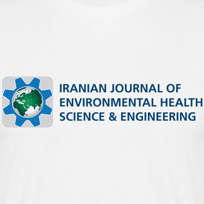 Iranian Journal of Environmental Health Science & Engineering men's t-shirt