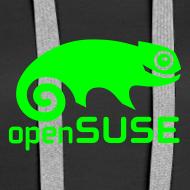 Design ~ Women's Hoodie Green Logo