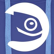 Design ~ Men's Hoodie White Badge