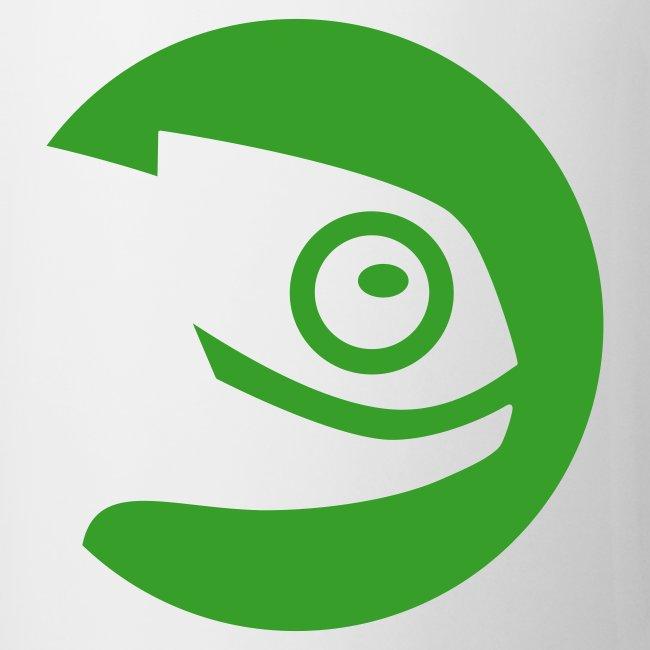 Mug Green Badge