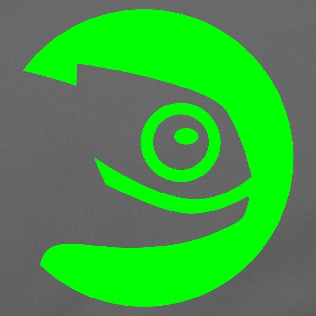 Shoulder Bag Green Badge