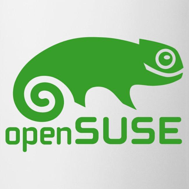 Mug Green Logo