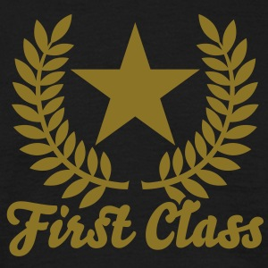 First Class T-Shirts - Men's T-Shirt