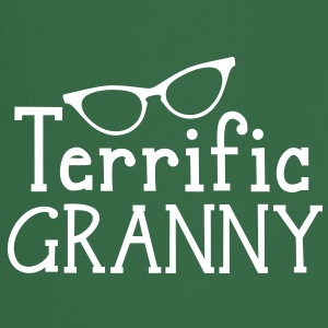 terrific granny!  Aprons - Cooking Apron
