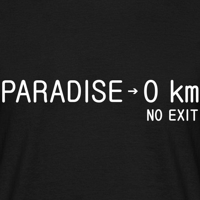 Paradise 0km - hom