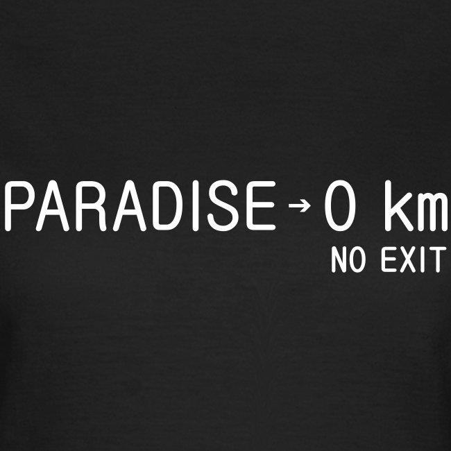 Paradise 0km - fem