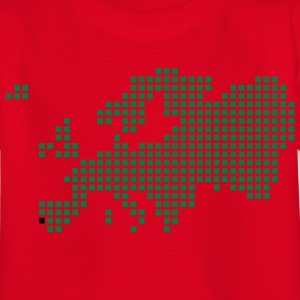 Red Lisbon Algarve Kids' Shirts - Kids' T-Shirt