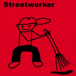 Streetworker T-Shirts - Men's T-Shirt