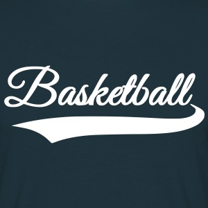 basketball T-shirts - Herre-T-shirt