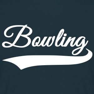 bowling - T-shirt Homme