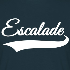 escalade - T-shirt Homme