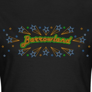 Barrowlands Ballroom Neon Sign - Women's T-Shirt