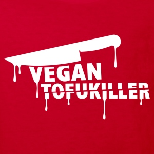 Kids BIO-Shirt 'VEGAN TOFUKILLER' - Kinder Bio-T-Shirt