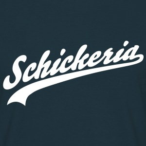 Schickeria T-Shirts - T-skjorte for menn