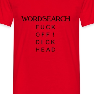 Word search T-Shirts - Men's T-Shirt