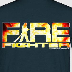 firefighter T-Shirts - Men's T-Shirt