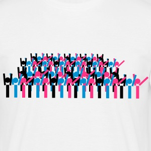 big_party_2 Tee shirts - T-shirt Homme