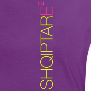 SHQIPTARE T-shirts - Vrouwen contrastshirt