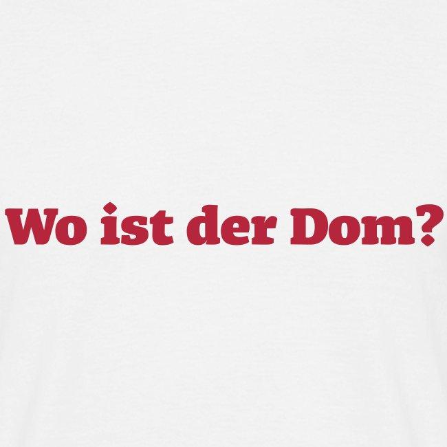 Wo ist der Dom?