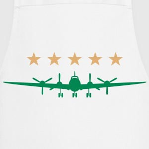 Airplane (2c)++  Aprons - Cooking Apron