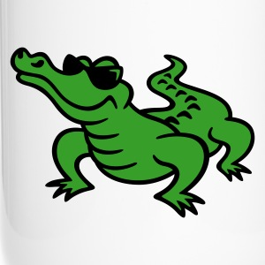 Croco Cool - Travel Mug
