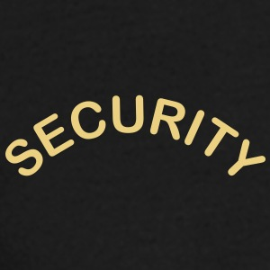 Security - Männer T-Shirt