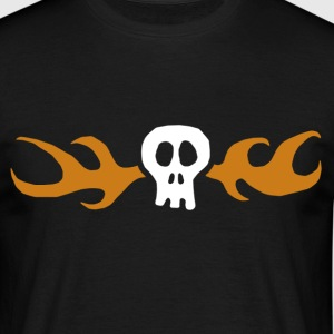 Day of the tentacles Hoagies metal shirt - Camiseta hombre