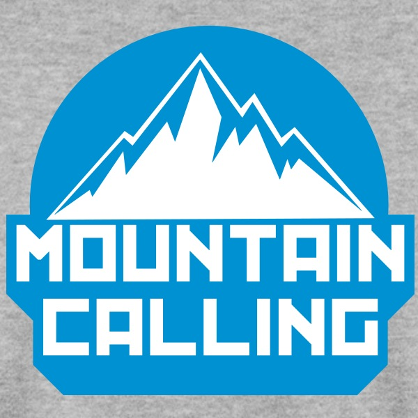 MOUNTAIN CALLING - Men's Sweatshirt