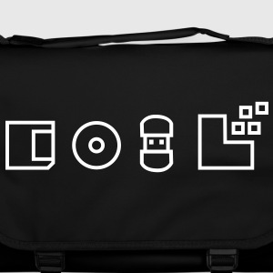 Cool Geek Storage Evolution Bags  - Shoulder Bag