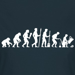 Evolution WC - Pause T-Shirts - Frauen T-Shirt