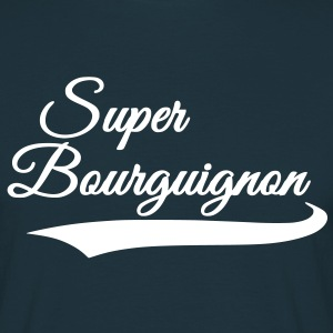 super bourguignon - T-shirt Homme