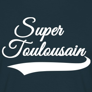 super toulousain - T-shirt Homme