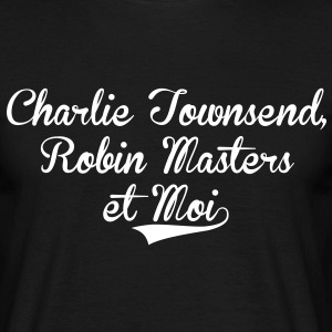 Charlie, Robin et Moi Tee shirts - T-shirt Homme